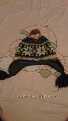 шапочка унисекс, зимняя
