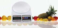 весы кухонные електронные
