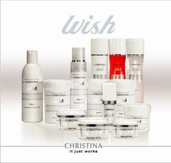 Косметика Chrisrina Израиль - Линия Wish