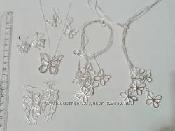 Новый в упаковке   цена дешевле закупочной Ожерелье  Серебро 925,