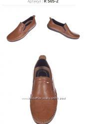 СП на стильную кожаную мужскую обувь