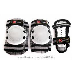 Защита для локтей, коленей и запястий разные размеры