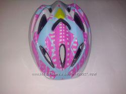 Шлемы для роллеров и велосипедистов от 48см.