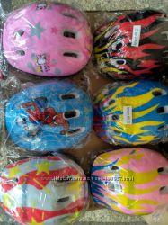 Шлемы для детей и подростков