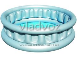 Детский надувной бассейн Bestway 51080 157-43см 512 л. подарок ремкомплект