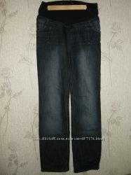 Продам джинсы для беременных, на высокую девушку