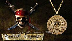 Пираты Карибского моря золотой дублон
