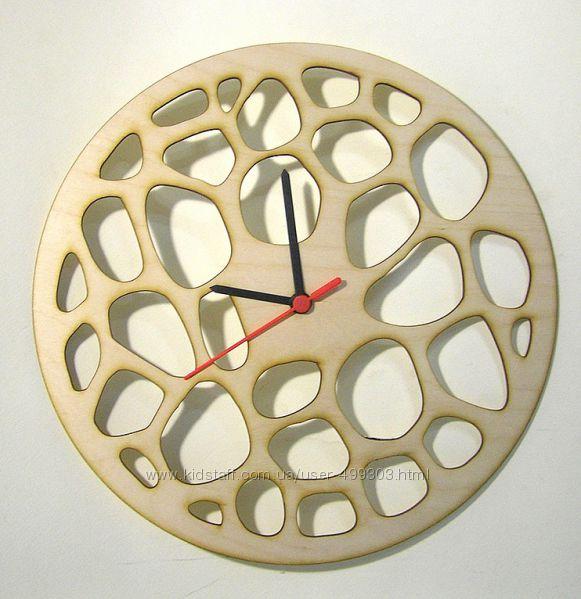 Форма для часов декупаж