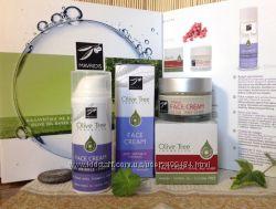 Крем для лица Mavridis оливковое масло, красный виноград