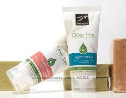 Крем для ног Mavridis оливковое масло, пантенол, лаванда