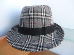 Новая стильная шляпа