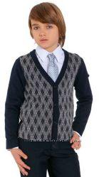 Полушерстяные вязаные кардиганы кофты желетки свитер реглан, для мальчиков