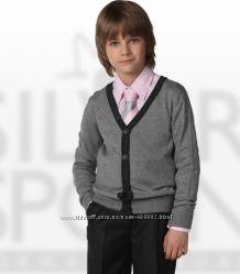 Шикарные школьные кардиганы жилетки  свитера шерсть