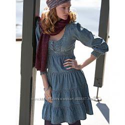 Фирменное платье в стиле винтаж