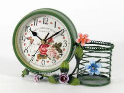 Оригинальные настольные часы, для интерьера и на подарок