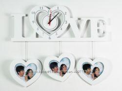 Часы с фото вашего малыша или семьи