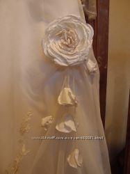 Срочно продам шикарное свадебное платье