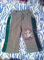 Новые штанишки для девочки, Турция, хлопок
