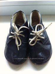 Кожаные ботиночки-туфельки в отличном состояни
