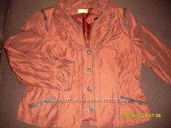 Ветровка-курточка  большего р-ра