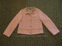 Демисезонная женская куртка-дубленка. Размер 52. В наличии.