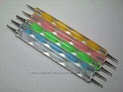 Дотсы для дизайна ногтей