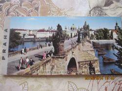 продам набор коллекционных открыток Прага