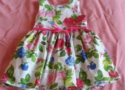 Платье Carter&acutes на девочку 12 мес
