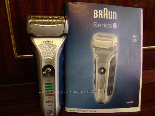 Электробритва Braun Series 5 560
