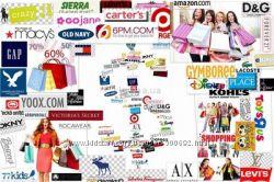 Покупки с интернет магазинов Америки