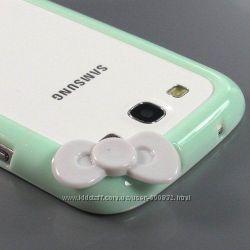 бампер на Samsung Galaxy S3 S III i9300
