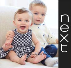 Носочки Next для малышей, размеры