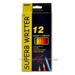 Карандаши MARCO SUPERB WRITTER 12 цветов Супер цена