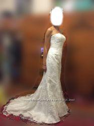 Прекрасное свадебное платье Miss Paris