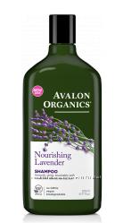 Шампунь и кондиционер питательные Лаванда Avalon Organics США