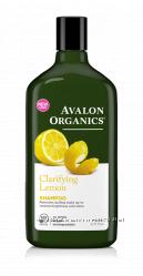 Шампунь и кондиционер очищающие Лимон Avalon Organics США