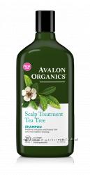 Шампунь и кондиционер для терапии кожи головы Чайное дерево Avalon США