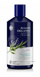 Шампунь и кондиционер восстанавливающие с биотином Avalon Organics США
