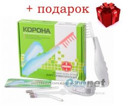 Дарсонваль Премиум Корона - 05  Подарок   Бесплатная доставка