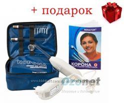 Дарсонваль Корона в сумочке   Подарок  Бесплатная доставка