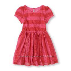 Нарядные и повседневные платья и сарафанчики  CHILDRENS PLACE