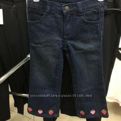 Хорошенькие вельветовые джегенсы, джинсы CRAZY , GYMBOREE , C&A
