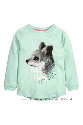 Супер классные свитерочки и толстовочки H&M, GYMBOREE