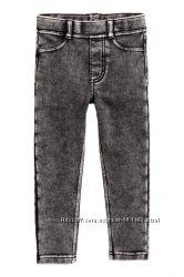 Супер стильные и классные  джеггинсы НМ, джинсы, штаны ZARA