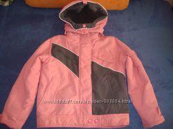 Куртка спортивная COOL CLUB еврозима р. 134