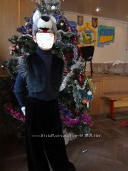 Прокат Костюм волка на любой детский праздник