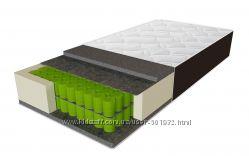 Высокий матрас 28см Дельта Sleep&Fly Organic Delta - самая низкая цена