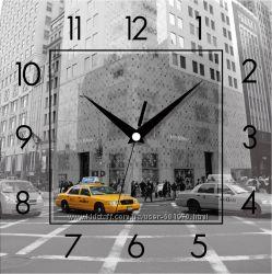 Украинские Часы ЮТА панорамные