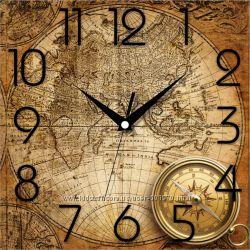 Часовая фабрика ЮТА Панорамные Часы