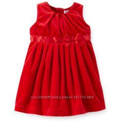 Праздничное платье для девочки фирмы Картерс